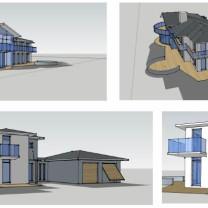 Initial Sketch Scheme - Downland House