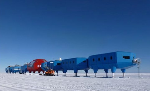Halley VI Ice Station